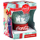 more details on Coca-Cola Snow Globe.