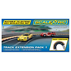 more details on Scalextric Track Extension Pack 1 - Racing Curve 1:32.