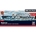 more details on Airfix Royal Navy HMS Ark Royal 1:600 Warship Gift Set.