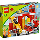 more details on LEGO® DUPLO Fire Station - 6168.
