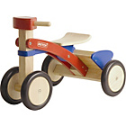 more details on Pintoy Pick Up Trike.