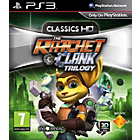 more details on Ratchet and Clank Trilogy - HD Collection - PS3 Game - 7+.