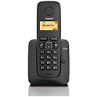 more details on Gigaset A120 X1 Cordless Telephone - Black.