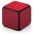 more details on Sony SRSX11 Portable Bluetooth Speaker - Red.