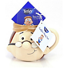 more details on Tetley Gaffer Shaped Mug.