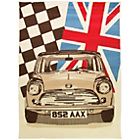 more details on Racecar Multi Rug - 120 x 160cm.