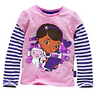 more details on Disney Doc McStuffins Girls' Long Sleeve Top - 4-5 Years.