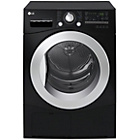 more details on LG RC7066B2Z 7KG Condenser Tumble Dryer - Black.