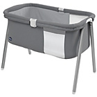 more details on Chicco LullaGo Crib - Silver.