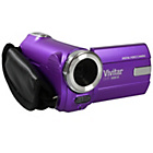more details on Vivitar DVR908M Full HD Camcorder - Purple.