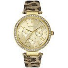 more details on Caravelle New York Ladies Gold Watch.