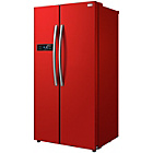 more details on Russell Hobbs American Fridge Freezer - Red.