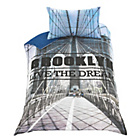 more details on Brooklyn Bridge Bedding Set - Single.