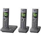 more details on Panasonic KX-TG7923E Cordless Telephone/Answer M/c-Triple