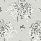 more details on Arthouse Willow Song Grey Wallpaper.