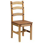 more details on The Pine People Corona Set of 2 Dining Chairs.
