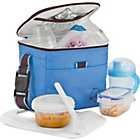 more details on Baby Polar Gear Little Ones Bottle & Food Cooler - Blue.