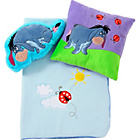 more details on Winnie the Pooh Nap Set Blanket/Cushion - Eeyore.