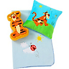 more details on Winnie the Pooh Nap Set Blanket/Cushion - Tigger.