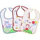 more details on Fisher-Price Discover 'n' Grow 3pk Bibs.
