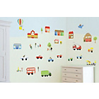 more details on Jolly Town Transport Nursery and Bedroom Stickers.