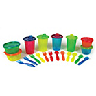 more details on Tomy Bumper Mealtime Kit - 20 Pieces.