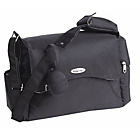 more details on Koo-di Messenger Baby Changing Bag - Black.