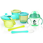 more details on Tommee Tippee Explora Weaning Kit Blue