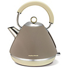 more details on Morphy Richards Accents Pyramid Kettle - Barley.
