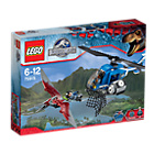 more details on LEGO® Jurassic World Pteranodon Capture Dinasour - 75915.