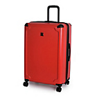 more details on IT Luggage Duralition Hard Shell Suitcase L - Orange.