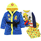 more details on Fireman Sam Boys' Nightwear Bundle.