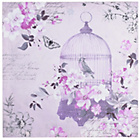 more details on Collection Floral Birdcage Canvas.