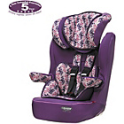 more details on Obaby Group 1-2-3 High Back Booster Car Seat - Little Cutie.