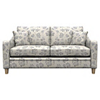 more details on Heart of House Newbury Fabric Sofa Bed - Floral.