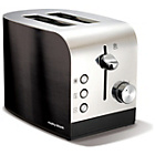more details on Morphy Richards 44209 Accents Two Slice Toaster - Black.