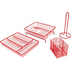more details on Habitat Nevin 4 Piece Compact Dish Drainer.