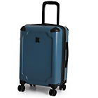 more details on Duralition Hard Shell Corner Protect Suitcase S - Blue.