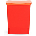 more details on Brabantia Waste / Storage 10L Binny - Lipstick Red.