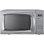 more details on Cookworks EM717CKL Standard Touch Microwave - Silver.