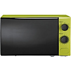more details on ColourMatch MM717CXMF-PM 17L Solo Microwave - Apple Green.