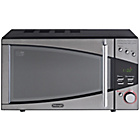 more details on De'Longhi P80D20 Standard Microwave-Stainless Steel.