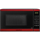 more details on Morphy Richards EM820CPTF-PM Standard Touch Microwave - Red.