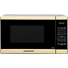 more details on Morphy Richards EM820CPT F-PM 20L Solo Microwave - Cream.