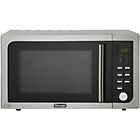 more details on De'Longhi AM823AZH 23L Solo Microwave - Stainless Steel.