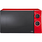 more details on ColourMatch MM717CXM F-PM 17L Solo Microwave - Poppy Red.