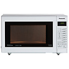 more details on Panasonic NN-CT555W Slimline Combination Microwave - White.