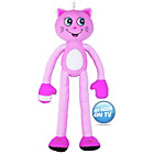 more details on Stretchkins Light Up Pink Cat Sofy Toy.