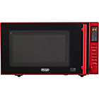more details on De'Longhi P90D Standard Microwave - Red.