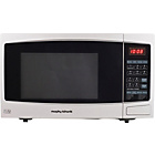 more details on Morphy Richards ES823ENN Combination Microwave - Silver.